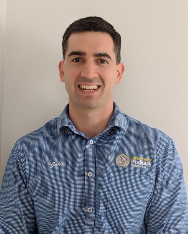 Simon Bourne -  Bachelor of Podiatry (Member Australian Podiatry Association)